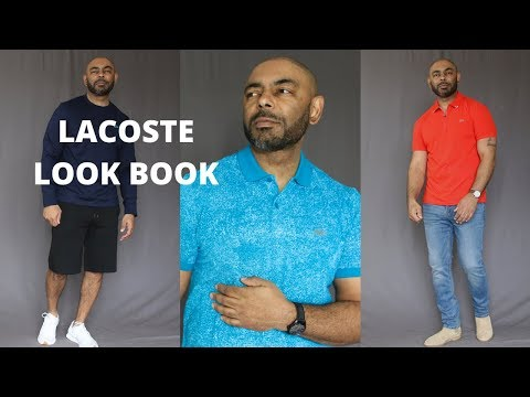 How To Wear Lacoste