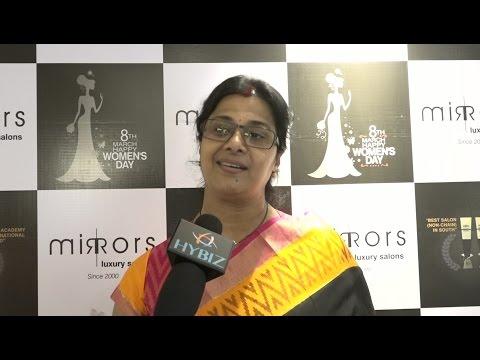 Vijayalakshmi Gudapati Shares her Life Journey