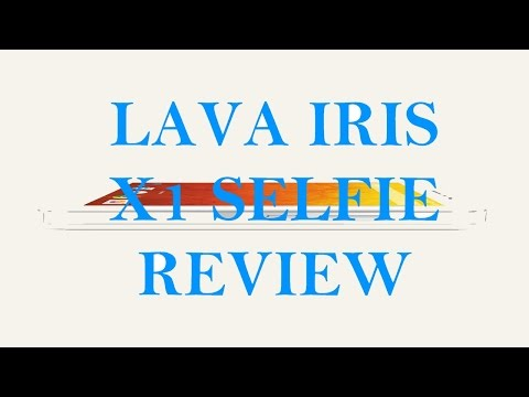 Lava IRIS X1 Selfie Review