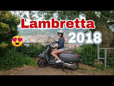 NEW LAMBRETTA V 2018!! LAMBRETTA 125cc TEST PRUEBA A FONDO