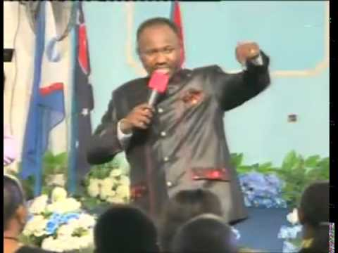 #Apostle Johnson Suleman #I Refuse To Die #1of2