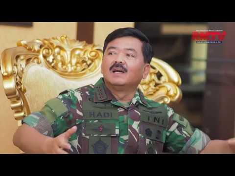 Hadi Tjahjanto - Pengamanan Asian Games (Bag.1)
