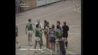 Handball 1987 - Finale Jeux Méditerranéens (ALG - FRA) | Sport En Mémoire