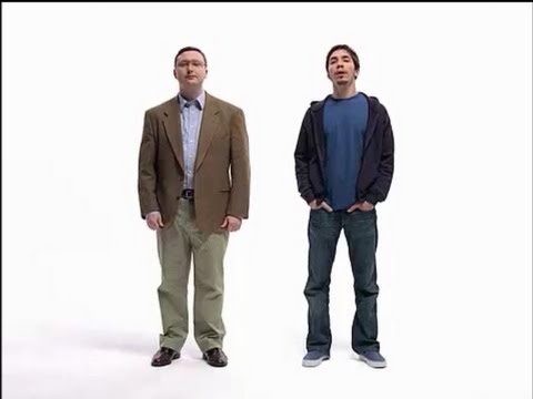 macvspc - All Mac vs PC (or Get a Mac) ads! A Total of all 66 in the series, now in one video, plus some of the Mac vs PC WWDC Intros and Siri WWDC 2012 Intro.