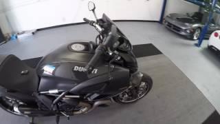 9. 2012 Ducati Diavel Carbon