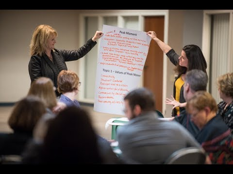 Video thumbnail: Community dialogue session focuses on student success