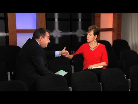 Joyce Meyer says, 'It's Never Too Late'