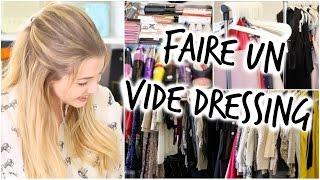 [ À Savoir n°31 ] : Préparer un Vide Dressing ♡ - YouTube