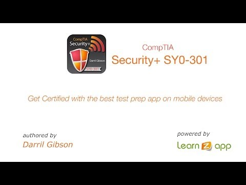 Video of CompTIA Security+ 301 & 401