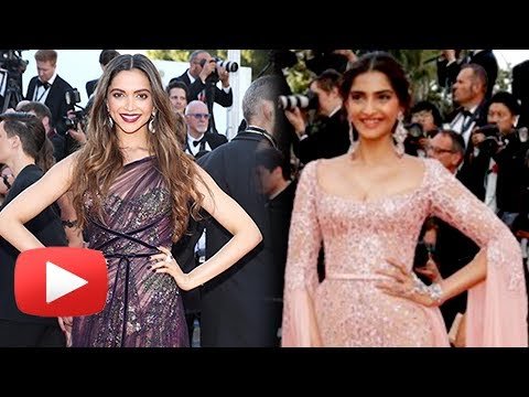 Sonam Kapoor CALLED Deepika Padukone at Cannes 201