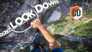 Chamonix's Most EXTREME Via Feratta | Climbing Daily Ep.1485 by EpicTV Climbing Daily