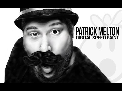 Patrick Melton - Digital Speed Painting