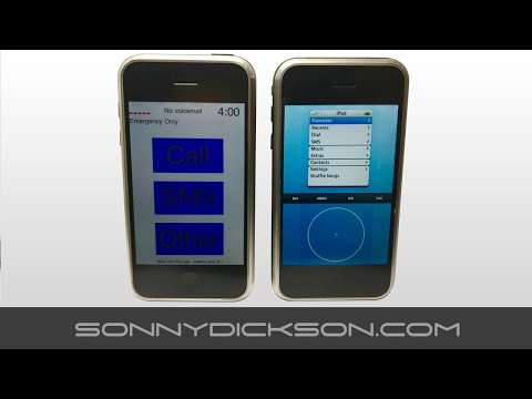 photo image Tony Fadell Shares New Details on Prototype iPhone Software With Virtual iPod Clickwheel