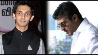 'Thala 56' Theme Music is Ready says Anirudh