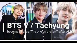 "Video BTS V / Taehyung become Viral as ""The one on the left"""" after AMAs / BBmas + with Celebrits MP3, 3GP, MP4, WEBM, AVI, FLV September 2019"