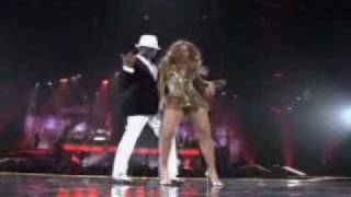 Beyonce & Usher - Bad girl (live)