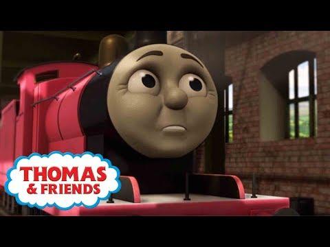 Pink James! ⭐ Thomas & Friends UK ⭐Thomas & Friends New Episodes ⭐Cartoons for Children