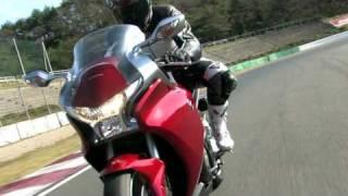 5. 2010 Honda VFR1200F | Press Launch