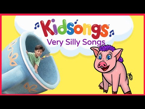 Very Silly Songs by Kidsongs  | Best Kids Songs Videos, music, nursery rhymes for Kids | PBS Kids