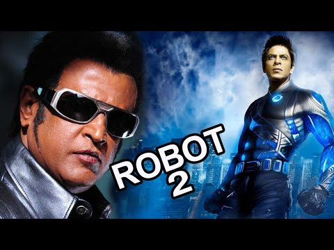 Shah Rukh Khan And Rajinikanth To Share Screen For Shankar Movie Robo 2