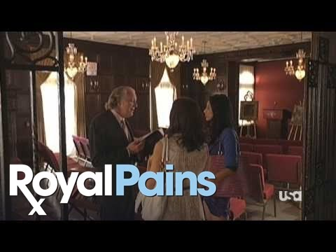 Royal Pains 3.13 (Clip 2)