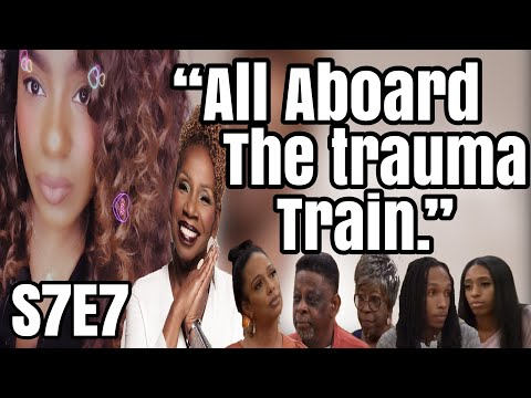 """Iyanla Fix My Life """"All Aboard the Trauma Train"""" Season 7 Episode 7 Full Episode Recap and Review"""