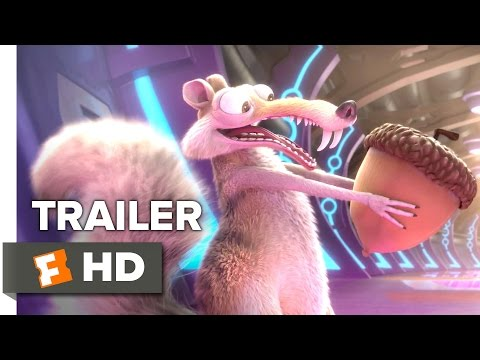 Ice Age: Collision Course Official Trailer #3 (2016) - Ray Romano, Simon Pegg Movie HD