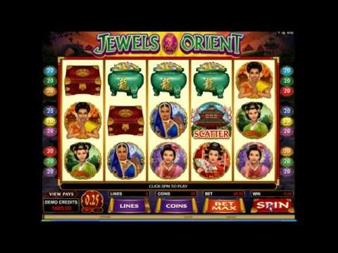 Play Jewels of the Orient™ Slot Games by FreeSlots.guru
