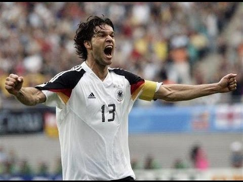 "Michael Ballack - All 42 Goals For Germany (1999-2010) ""Die Letzte Capitano"""