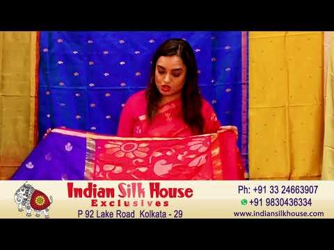 Ananya| Indian Silk House Exclusives| Episode 1- Uppada Silks