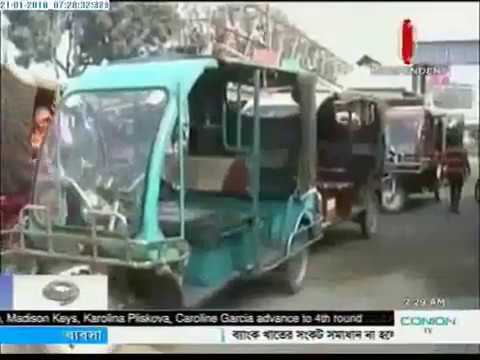 Easy-bikes used on highways despite ban (21-01-2018)