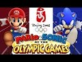 Mario Sonic At The Olympic Games Wii beijing 2008 All E