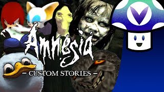 Vinny streams Amnesia: Weird Custom Stories for PC live on Vinesauce! Subscribe for more Full Sauce Streams...