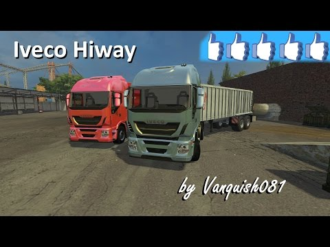 Iveco Hiway v1.01