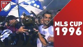 MLS Cup 1996 Highlights   LA Galaxy vs. D.C. United by Major League Soccer