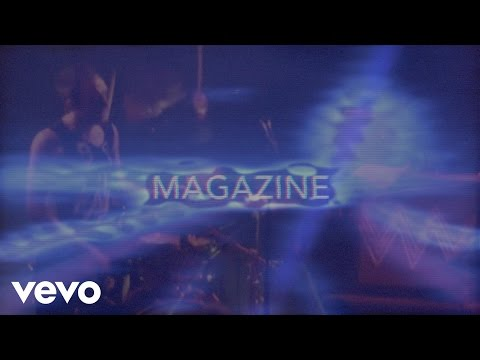 Magazine Lyric Video