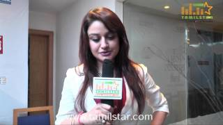 Sonia Agarwal Speaks at The May Queen Ball 2014 Press Meet