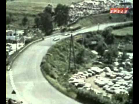 F1 1967 Nürburgring Nordschleife - Legends Of Motorsport - The Ring Masters *Part 1*