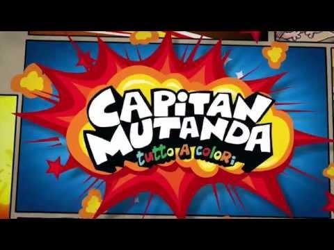 Capitan Mutanda - Spot