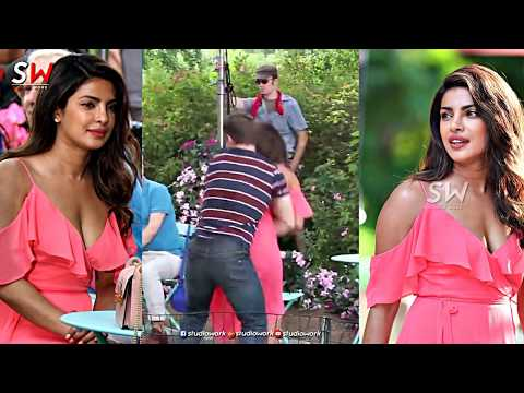 Priyanka Chopra Making Video