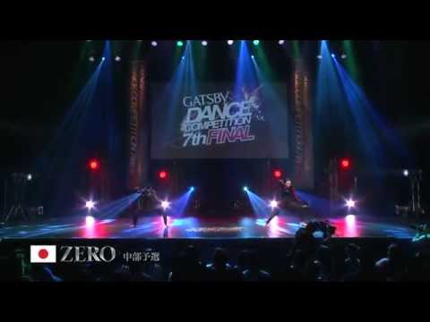 【GDC 7th】GATSBY DANCE COMPETITION 2014-2015:JAPAN FINAL/ZERO