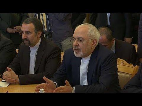 Der iranische Außenminister Sarif kämpft um die Ato ...