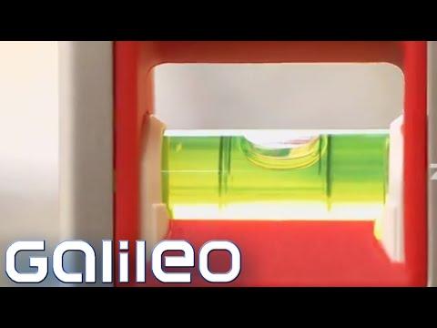 Trailer vom 24.10.14: Die Luftblase in der Wasserwaage | Galileo