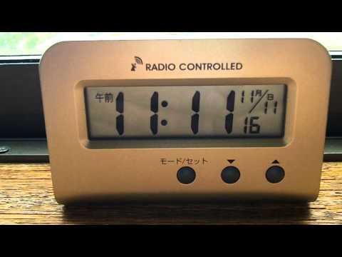 2011年11月11日11時11分11秒。