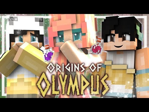 Origins of Olympus | EP 5 | MY SECRET IS REVEALED! (Minecraft Percy Jackson Roleplay)
