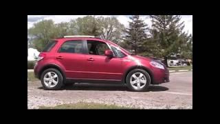 2010 Suzuki SX4 Review