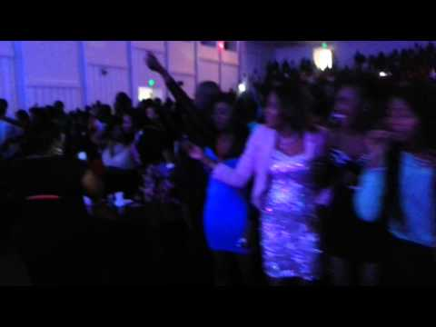 Ice Prince - Live in Zambia | Live Performance