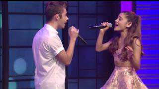 Video Ariana Grande & Nathan Sykes - Almost Is Never Enough (Live With Kelly & Michael) MP3, 3GP, MP4, WEBM, AVI, FLV November 2018