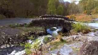 Borrowdale Valley United Kingdom  city pictures gallery : Borrowdale, Bowder Stone, Walla Crag, Ashness Bridge. Lake District U.K