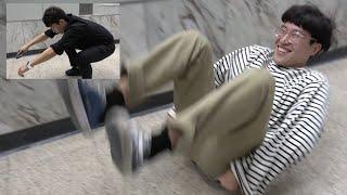 Video Orang Korea Ga Bisa Jongkok?? [Jongkok Challenge] MP3, 3GP, MP4, WEBM, AVI, FLV Desember 2018